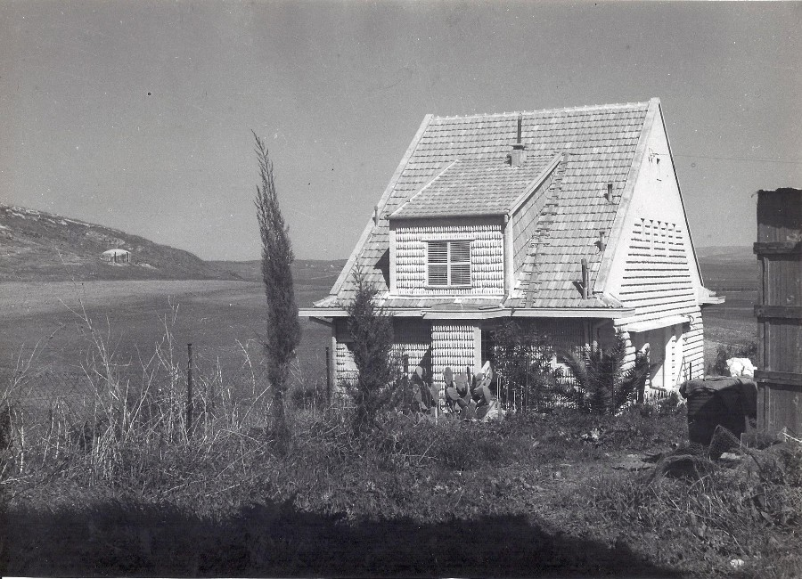 מעטפה114 תמונה1 בית כהן  1946
