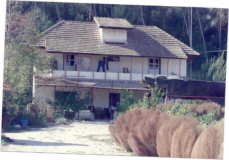 בית משפ' מרגולין שהיה בית משפ' ריבובסקי(דייגי)