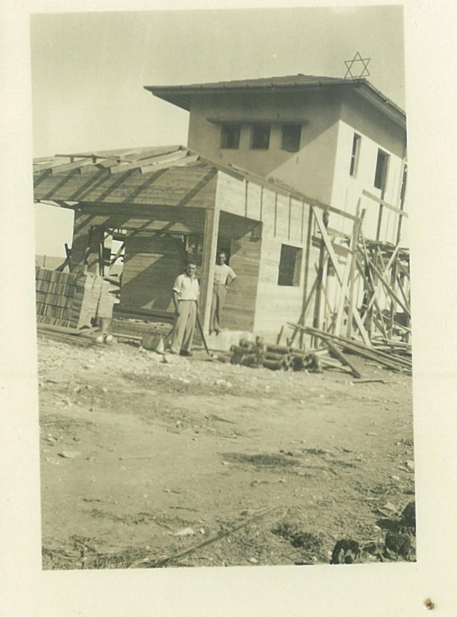 בית יעקובסון בבניה